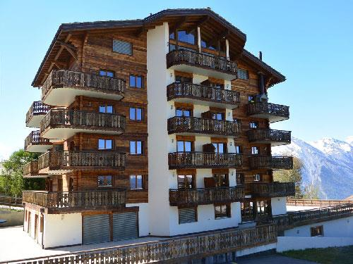 Iller Constructions Wir Bauen Chalets Im Wallis Nendaz Valais